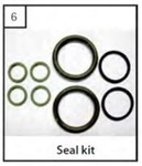 D03 Seal Kit (CC-RRCV-01) Curotto Can RRSK-31