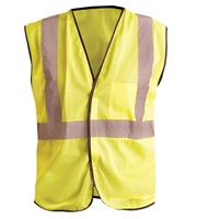 High Visibility Classic Mesh Standard Safety Vest
