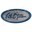 PILLOW INSERT: LOGO CAL SPAS