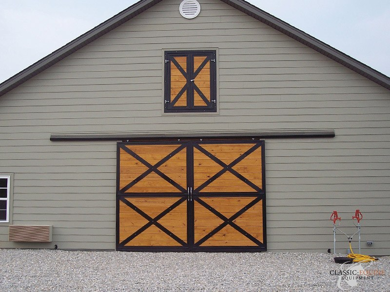 Loft Doors & Barn Loft Doors | Classic Equine Equipment