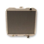 67-69 Small Block 2 Row Aluminum Radiator
