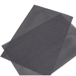 "Sheets - 4 1/2"" x 15 3/4"" Mesh Screen Abrasive Sheets"