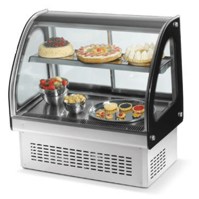 Vollrath 40842 Refrigerated Display Cabinet Drop-In
