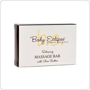 Body Eclipse Spa Amenities Massage Bar, 50g