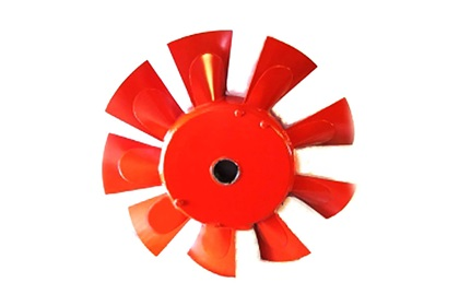 "Rears 9 Blade 27 Pitch 38"" New Twist Fan"