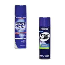 Right Guard Sport Antiperspirant Aerosol