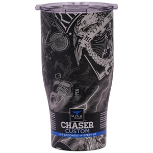 Ghost Rider/Clear 27oz Chaser