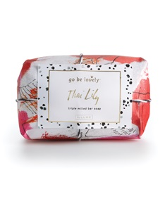 Thai Lily Large Bar Soap