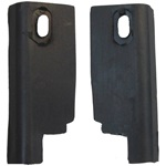 U Jamb lock pillar filler