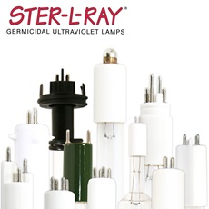 STER-L-RAY® Germicidal Ultraviolet Lamps