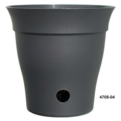 "8"" Contempra Pot with Reservoir"