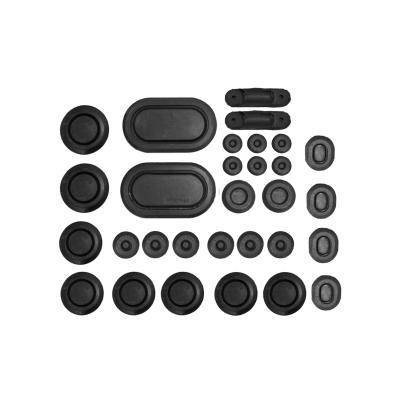 1964-66 Mustang Rubber Grommet Kit (30 pc)