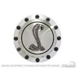64-73 Billet Fuel Cap (Cobra Emblem)
