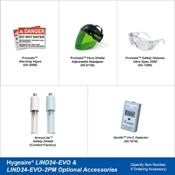 Hygeaire Optional Accessories