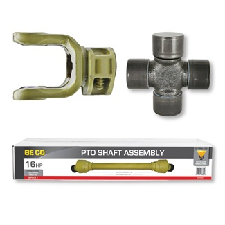 Power Take Off Shafts & Components