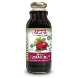 Beet Juice Concentrate (Lakewood), Organic - 12.5oz