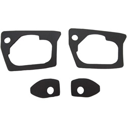 Door handle gasket