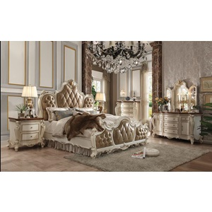 26897EK PICARDY ANTIQUE PEARL EK BED