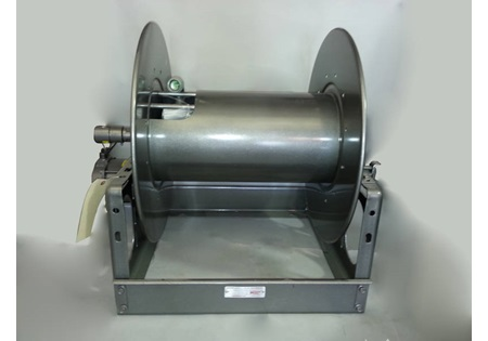 Hannay 6000 Series Electric Hose Reel Left Engine