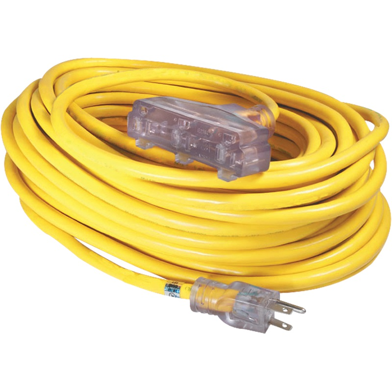 BE Power Equipment - Heavy Duty Extension Cords