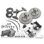 Disc Brake Conversion Kit with Master Cylinder