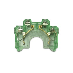 03.076 NSO Gold (Low Voltage) Contact Block