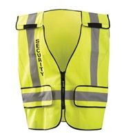 "DOR Public Safety ""Security"" Mesh Vest"