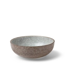 "Hiware Gray 7.75"" Bowl"