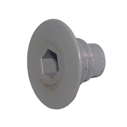 "AIR INJECTOR PART: 5/8"" FACE GRAY"