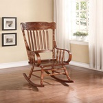 59210 TOBACCO ROCKING CHAIR