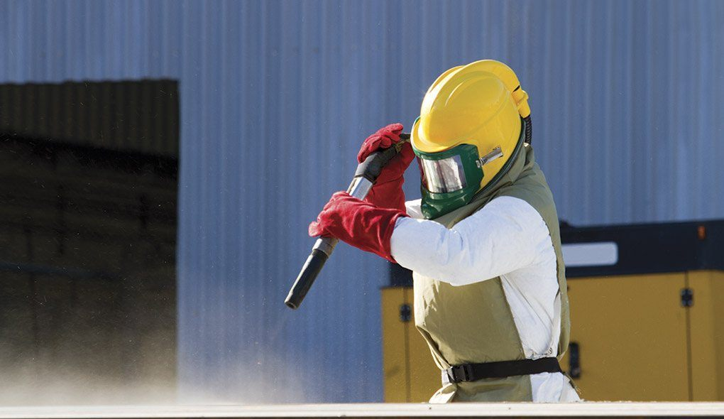 Cesco blasting and painting equipment supplies blasting for Sandblasting and painting