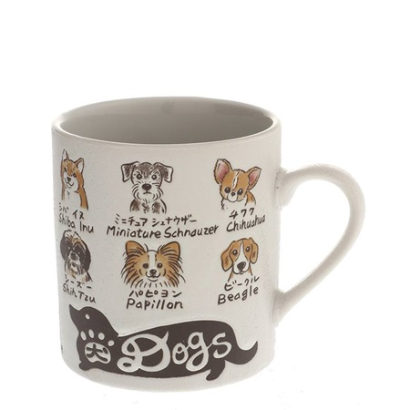 Mug Favorite Dogs
