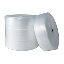 "3/16"" X 48"" X 750' BUBBLE WRAP, CUT TO 12"" ROLLS,"