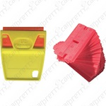 Scraperite Plastic Blades With Holder