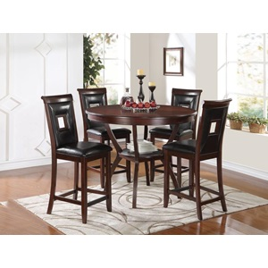 71599 BLACK 5PC PK COUNTER SET