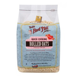 Oats, Quick Rolled, Gluten Free