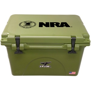 NRA Green 40 Quart
