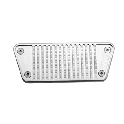 1964-67 Mustang Billet Brake Pedal Cover (Automatic)