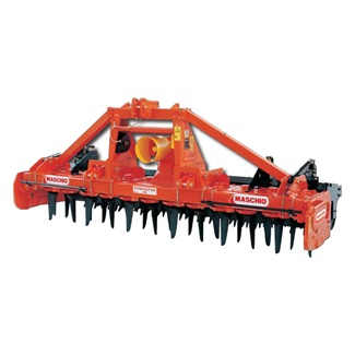 "138"" Power Harrow"