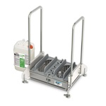 HACCP SmartStep2™ Dual Footwear Sanitizing Unit (Best Sanitizers)