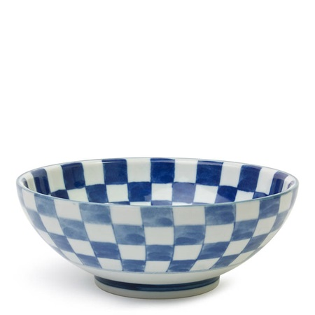 "Koushi Blue 8.25"" Bowl"