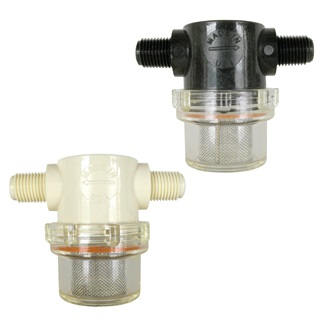 Low Profile MPT Strainers