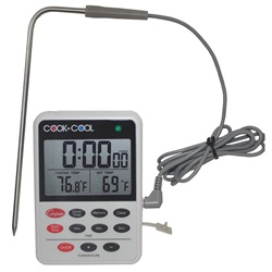 COOK N COOL Digital Thermometer and Timer (Cooper-Atkins)