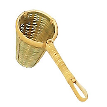 Bamboo Tea Strainer