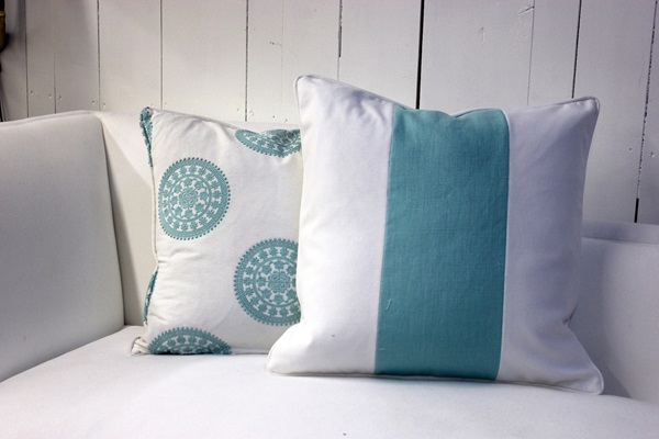 Turquoise Pillow Collection