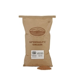 Wheat Berries, Hard Red Winter Wheat - 50lb
