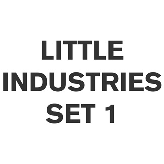 Little Industries Flail Set 1