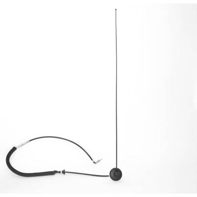 1997-2006 Jeep TJ Replacement Antenna - Black