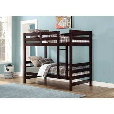 37775 Ronnie Twin Over Twin Bunk Bed
