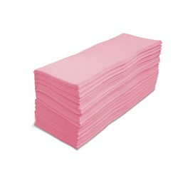 Cascades Multifold Towels Pink